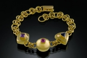 18k-saphire-link-bracelet